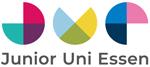 Die Universität für Kinder und Jugendliche in Essen. Logo